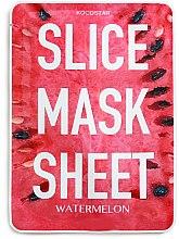 Parfumuri și produse cosmetice Mască de față - Kocostar Slice Mask Sheet Watermelon