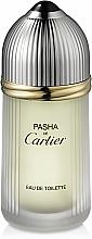 Parfumuri și produse cosmetice Cartier Pasha de Cartier - Apă de toaletă