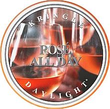 Parfumuri și produse cosmetice Lumânare aromată - Kringle Candle Rose All Day