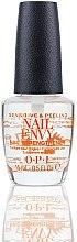 Tratament pentru unghiile sensibile și stratificate, cu vitamina E - O.P.I Nail Envy Sensitive & Peeling — Imagine N1