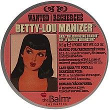 Bronzer-shimmer - theBalm Betty-Lou Manizer Bronzer & Shadow — Imagine N3