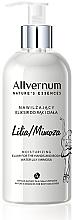 """Parfumuri și produse cosmetice Săpun """"Crin și mimoză"""" - Allvernum Allverne Nature's Essences Elixir for Hands and Body"""