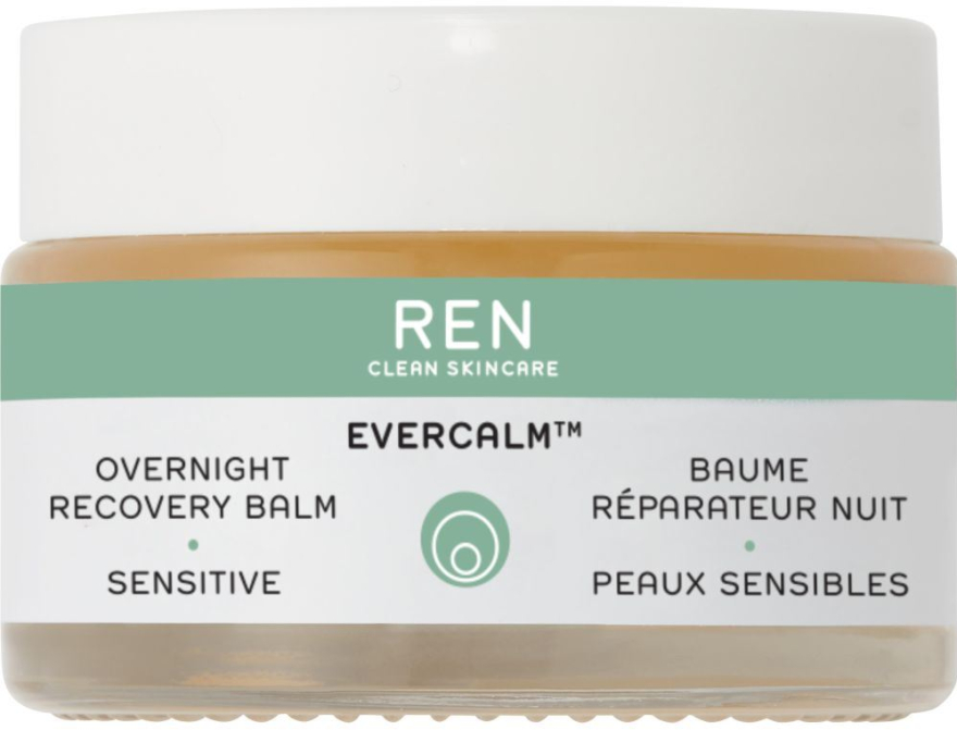 Balsam regenerant de noapte pentru față - Ren Evercalm