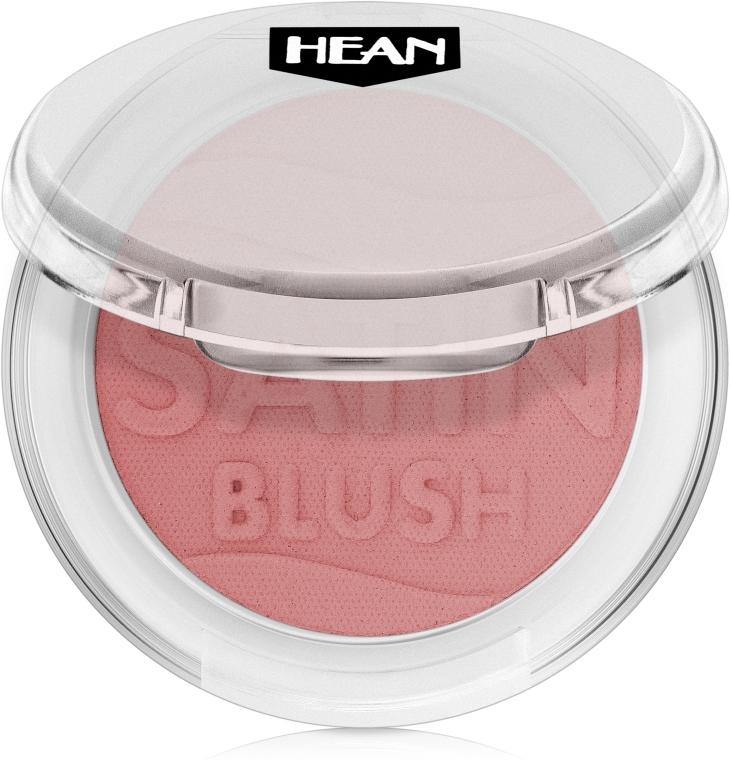 Fard de obraz - Hean Satin Blush