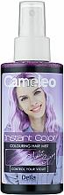 Parfumuri și produse cosmetice Spray nuanțator pentru păr - Delia Cameleo Instant Color