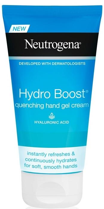 Cremă pentru mâini - Neutrogena Hydro Boost Quenching Hand Gel Cream