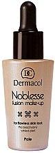 Parfumuri și produse cosmetice Fond de ten - Dermacol Noblesse Fusion Make Up