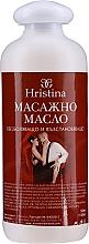 Parfumuri și produse cosmetice Ulei pentru masaj corporal - Hristina Cosmetics Body Massage Oil