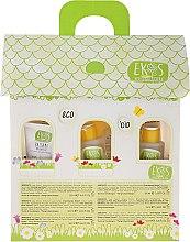 Set - Ekos Personal Care (cr/bath/250ml + shm/sg/gel/250ml + shm/500ml + cond/75ml + soap/100ml + sh/gel/100ml) — Imagine N3