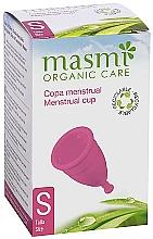 Parfumuri și produse cosmetice Cupă menstruală, mărime S - Masmi