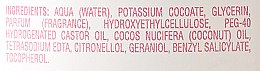 "Săpun lichid ""Trandafir"" - Institut Karite So Garden Collection Privee Rose Marseille Liquid Soap — Imagine N3"