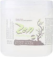 Parfumuri și produse cosmetice Masca de corp - Sezmar Collection Professional Zen Aromatherapy Body Mask