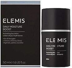 Parfumuri și produse cosmetice Cremă hidratantă după ras - Elemis Men Daily Moisture Boost