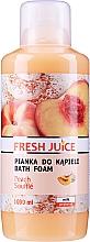 Parfumuri și produse cosmetice Spumă de baie - Fresh Juice Pach Souffle