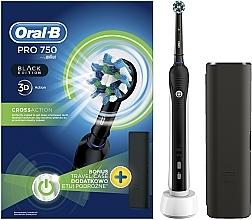 Parfumuri și produse cosmetice Periuță electrică de dinți - Oral-B Pro 2 2500 Black Edition