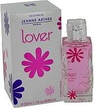 Parfumuri și produse cosmetice Jeanne Arthes Lover - Apă de parfum