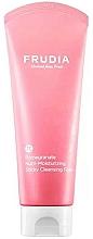 Parfumuri și produse cosmetice Spumă de curățare pentru față - Frudia Pomegranate Nutri-Moisturizing Sticky Cleansing Foam