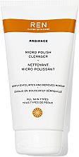 Parfumuri și produse cosmetice Scrub de curățare pentru față - Ren Radiance Micro Polish Cleanser