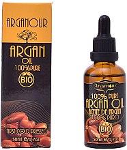Parfumuri și produse cosmetice Ulei de argan - Arganour 100% Pure Argan Oil