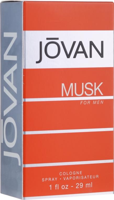 Jovan Musk For Men - Apă de colonie