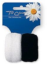 Parfumuri și produse cosmetice Elastice de păr 2 buc., 66870 - Top Choice