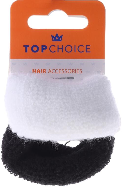 Elastice pentru păr 2 buc., 66870 - Top Choice — Imagine N2