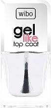 Parfumuri și produse cosmetice Finish de unghii - Wibo Gel Like Top Coat