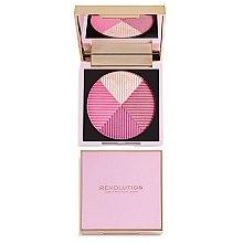 Fard de obraz - Makeup Revolution Opulence Compact Blush — Imagine N1