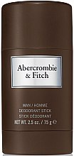 Parfumuri și produse cosmetice Abercrombie & Fitch First Instinct - Deodorant Stick