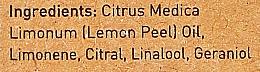 "Ulei esențial ""Lămâie"" - Apivita Aromatherapy Organic Lemon Oil — Imagine N4"