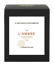 Parfumuri și produse cosmetice L'Artisan L'Ambre Candle - Lumânare parfumată