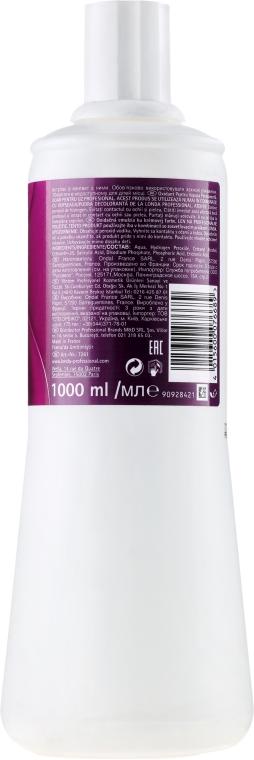 Emulsie oxidantă pentru vopsea de păr persistentă 9% - Londa Professional Londacolor Permanent Cream — Imagine N2