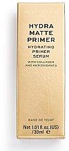 Parfumuri și produse cosmetice Primer pentru față - Revolution Pro Hydra Matte Primer