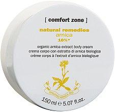 Parfumuri și produse cosmetice Cremă regeneratoare pentru corp - Comfort Zone Natural Remedies Arnica