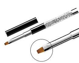 Parfumuri și produse cosmetice Pensulă pentru manichiură №10, plată - Elisium
