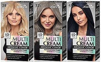 Vopsea de păr - Joanna Multi Cream Color Metallic