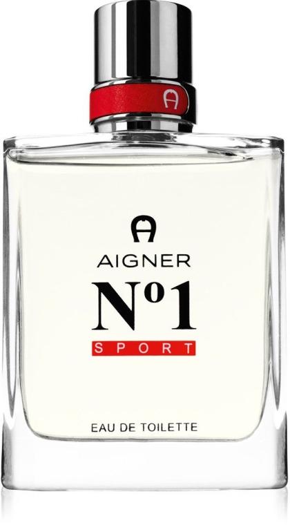 Aigner No 1 Sport - Apă de toaletă — Imagine N3