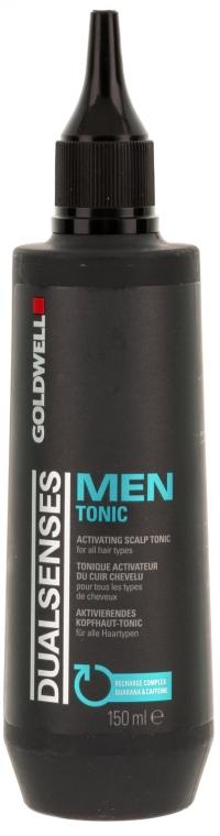 Tonic pentru față - Goldwell Goldwell Dualsenses For Men Activating Scalp Tonic — Imagine N1