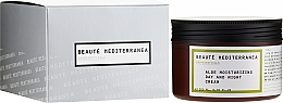 Parfumuri și produse cosmetice Cremă hidratantă cu aloe pentru față - Beaute Mediterranea Aloe Moisturizing Day And Night Cream