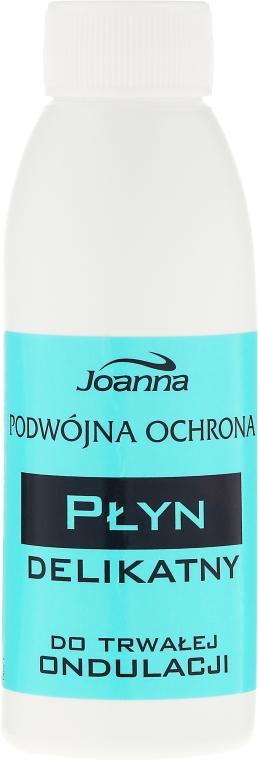 Soluție pentru ondularea permanentă a părului, formulă delicată - Joanna Double Protection Perm Lotion — Imagine N3