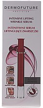 Parfumuri și produse cosmetice Ser intensiv anti-rid - DermoFuture Intensive Anti-Wrinkle Serum