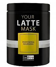 Parfumuri și produse cosmetice Mască cu proteine pentru păr - Beetre Your Latte Mask