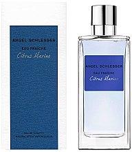 Parfumuri și produse cosmetice Angel Schlesser Eau Fraiche Citrus Marino - Apă de toaletă