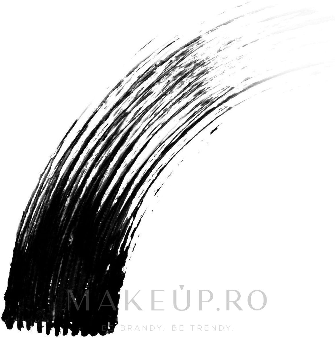 Rimel - Wet N Wild Max Volume Plus Waterproof Mascara — Imagine E1411 - Black Ampd