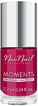 Parfumuri și produse cosmetice Lac de unghii - NeoNail Professional Moments Breathable Nail Polish