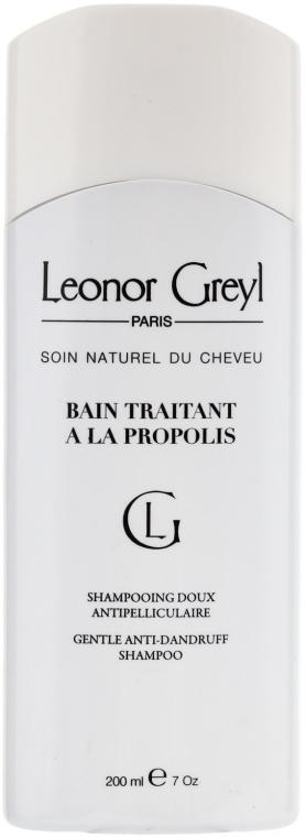 Șampon antimătreață - Leonor Greyl Bain Traitant a la Propolis — Imagine N2