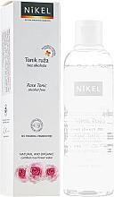 Parfumuri și produse cosmetice Tonic pentru ten normal și uscat - Nikel Rose Tonic