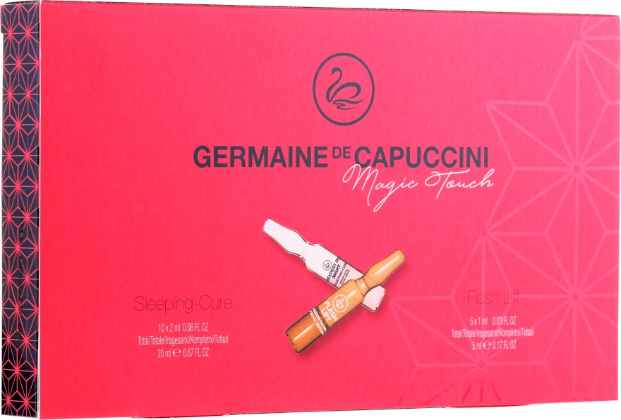Set - Germaine de Capuccini Magic Touch