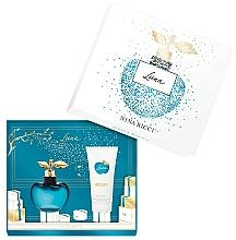 Parfumuri și produse cosmetice Nina Ricci Luna - Set (edt/80ml + b/lot/100ml)