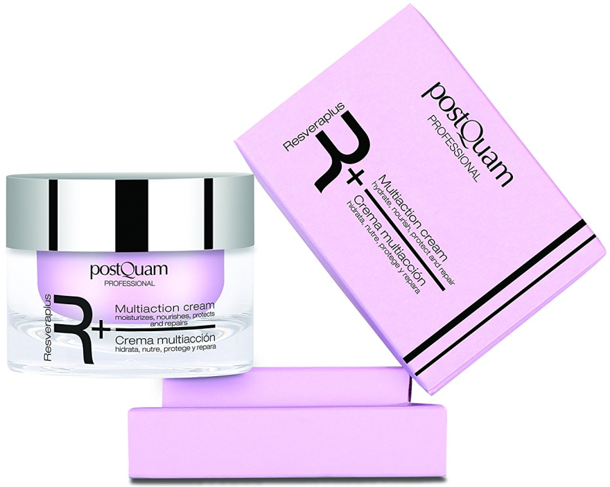 Cremă de față - PostQuam Resveraplus Multiaction Face Cream — Imagine N1